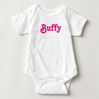 Clothing Baby Buffy Baby Bodysuit
