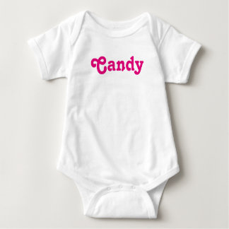 Clothing Baby Candy Baby Bodysuit