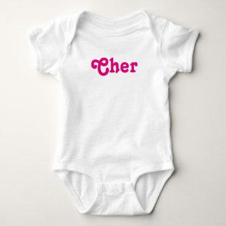 Clothing Baby Cher Baby Bodysuit