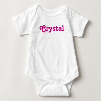 Clothing Baby Crystal Baby Bodysuit