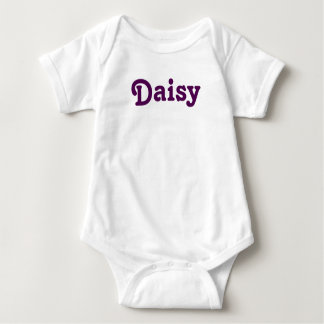 Clothing Baby Daisy Baby Bodysuit