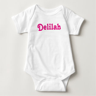Clothing Baby Delilah Baby Bodysuit