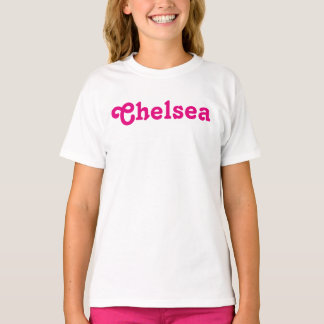 Clothing Girls Chelsea T-Shirt