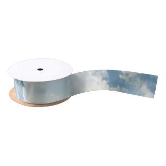 Cloud 9 satin ribbon