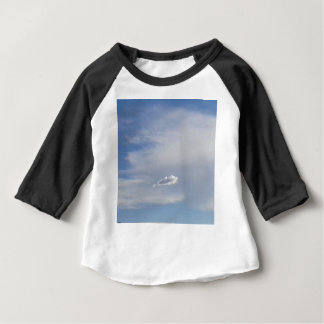 Cloud And Cloud Baby T-Shirt