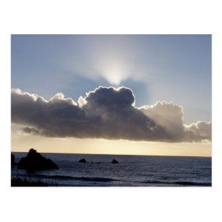 Cloud Aura Postcard