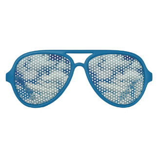 Cloud Aviator Party Glasses