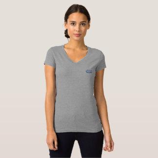 Cloud Brewing Company Logo Womens V-Neck Shirt
