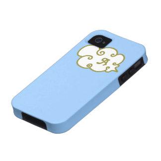 cloud Case-Mate iPhone 4 case