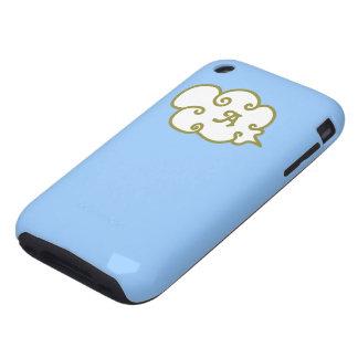 cloud iPhone 3 tough case