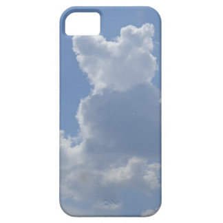 Cloud cat watching the clouds ... case for the iPhone 5