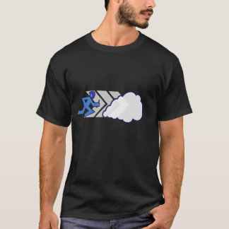 cloud chasing T-Shirt