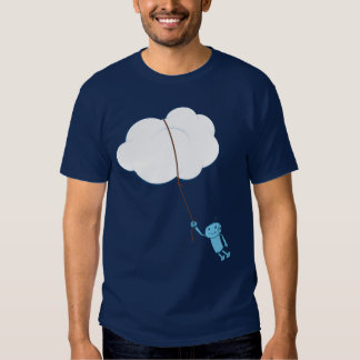 Cloud Computing (when robots dream) T-shirts