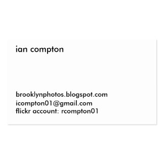 Cloud Curl Pack Of Standard Business Cards