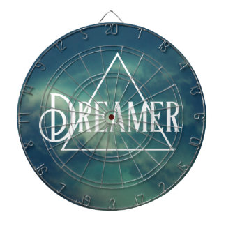 Cloud Dreamer Dartboard