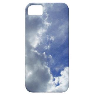 Cloud Face.jpg iPhone 5 Cases