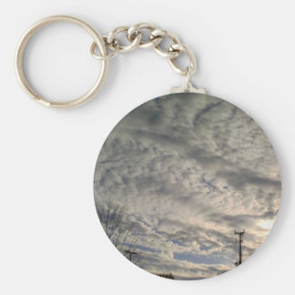 Cloud Formation Key Chains