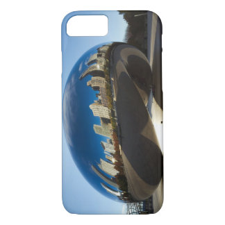 Cloud Gate a Symblol of Chicago iPhone 8/7 Case