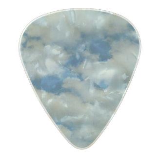 Cloud Guitar Pick