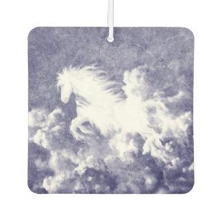 Cloud Horse Car Air Freshener
