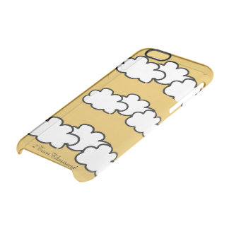 """"""" Cloud """" iPhone 6 (clearly deflector) Case"""