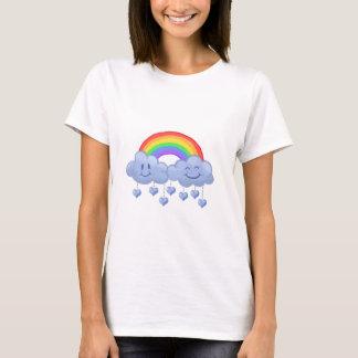 Cloud love Valentine's day T-Shirt