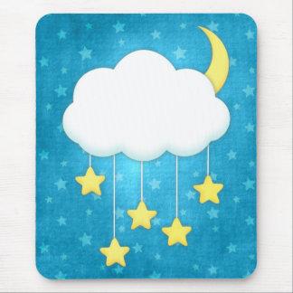 Cloud Mobile Mousepad