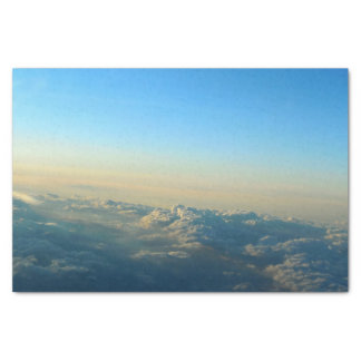 Cloud Mountains tissue paper