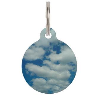 Cloud Pet Tag