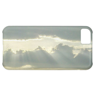 Cloud Rays iPhone 5C Case