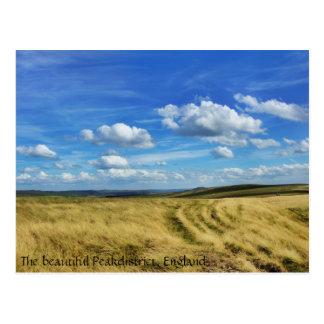 """""""Cloud Safari""""- Peakdistrict, England Postcard"""