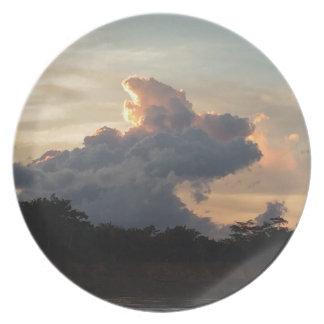 Cloud Shark Plate