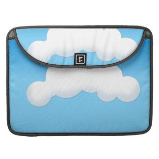 Cloud Sleeve For MacBook Pro