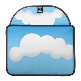 Cloud Sleeves For MacBooks
