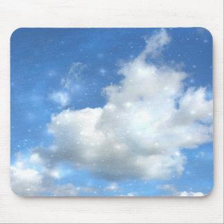 Cloud Sparkles Mousepad
