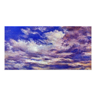 Cloud Study By John Constable (Best Quality) Photo Cards