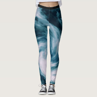 Cloud Wave Leggings