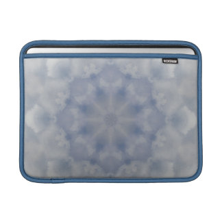 Cloudburst Mandala Rickshaw Macbook Air Sleeve
