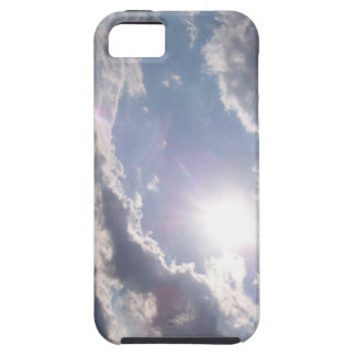 Clouded Beauty iPhone 5/5S Cases