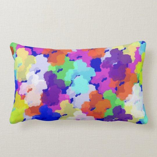 Clouded By Confusion, Lumbar Cushion. Lumbar Cushion
