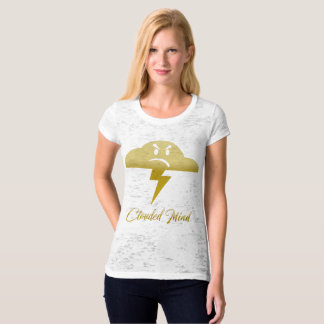 clouded mind gold T-Shirt