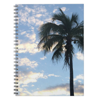 Clouded Palm Note Book
