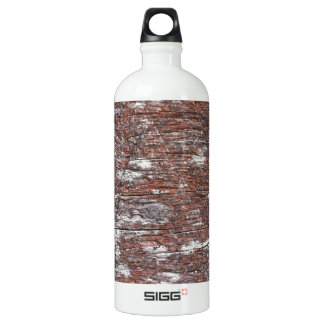 Clouded Red Gum Wood -- fluffy white clouds. SIGG Traveller 1.0L Water Bottle