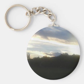 Clouds 1 key ring