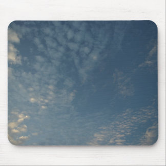 Clouds #1 mouse pad