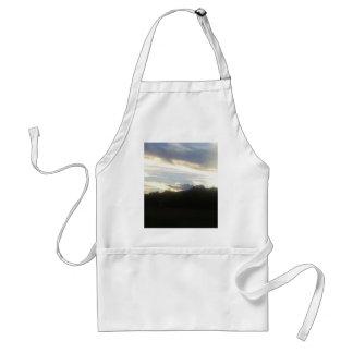 Clouds 1 standard apron