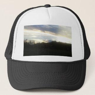 Clouds 1 trucker hat