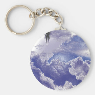 Clouds After the Rain Key Chain