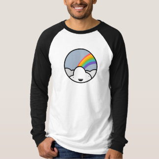 clouds and rainbows T-Shirt