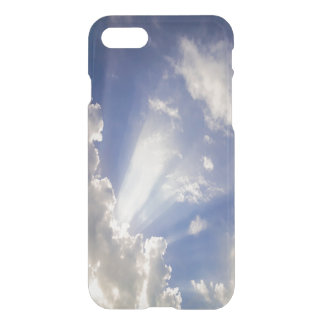 Clouds and Rays iPhone 7 Case